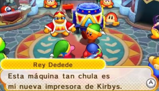 Kirby Battle Royale Review