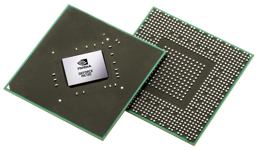 GeForce MX130 y MX110