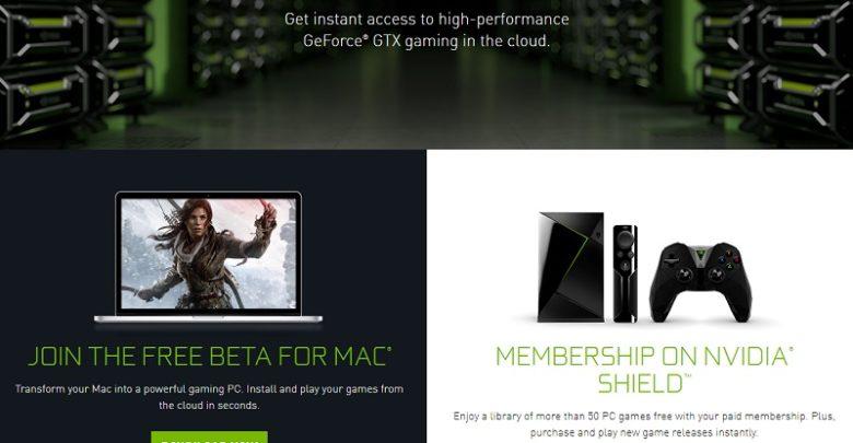 Photo of Nvidia Geforce Now aterriza en Mac en forma de beta