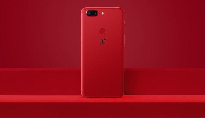 Photo of Este es el nuevo OnePlus 5T en color rojo lava