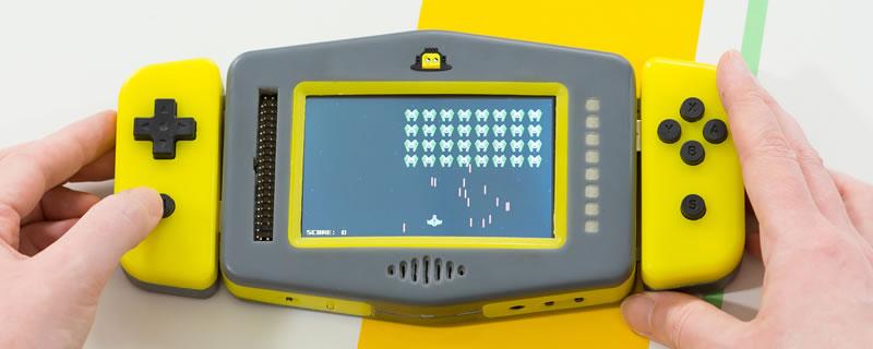 Pip es un dispositivo de programación portable