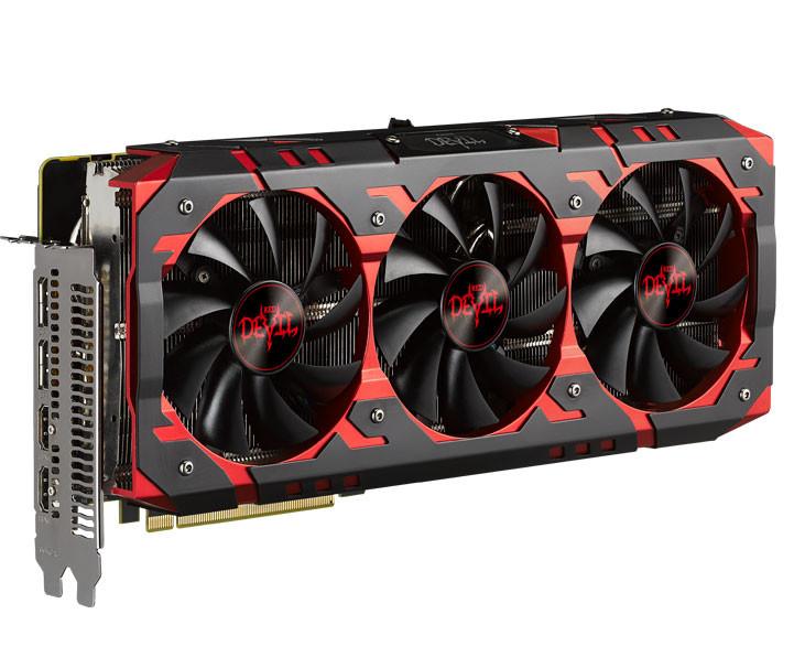 PowerColor Radeon RX Vega Red Devil