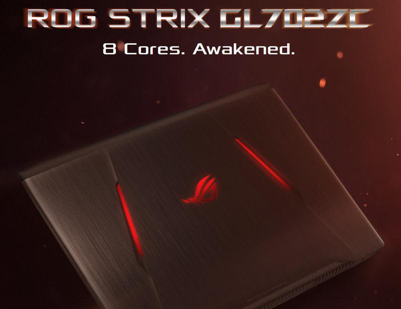 Strix GL702ZC