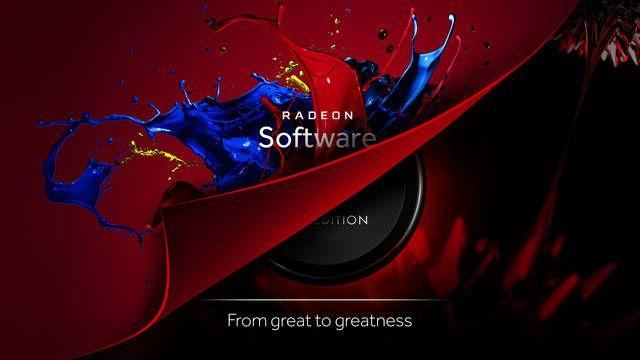 Radeon Software Crimson Adrenalin Edition