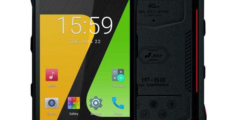 Photo of Llévate 20 euros de descuento en el smartphone JESY J9S en TomTop
