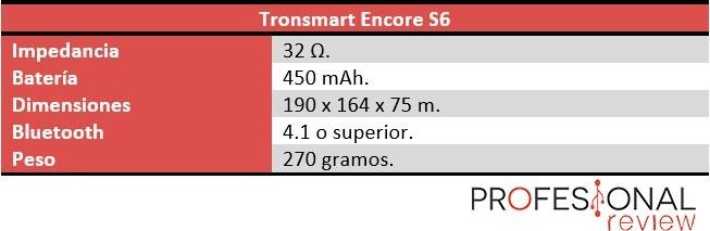 Tronsmart Encore S6