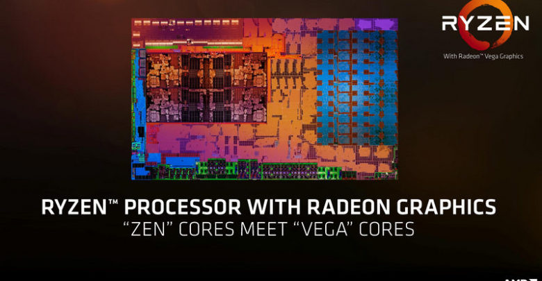 Photo of GPU VEGA 8 para portátiles no utiliza HBM2 sino memoria DDR4