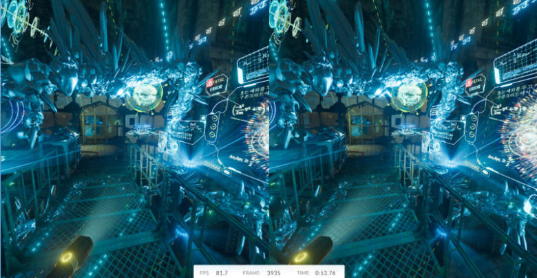 Photo of AMD brilla en el nuevo benchmark VRMark Cyan Room diseñado con DX12