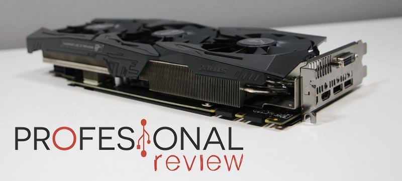 Asus GTX 1070 Ti STRIX Review