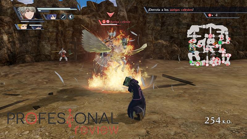 Fire Emblem Warriors es tanto un juego de lucha como de estrategia