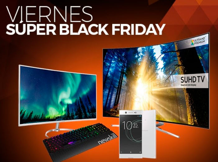 Super Black Friday de PCComponentes