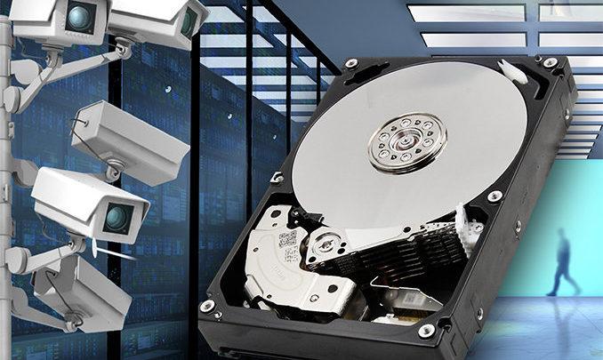 Photo of Toshiba presenta disco de 10 TB para videovigilancia; admite 64 camaras