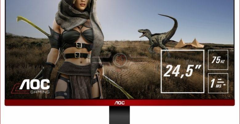 Photo of Nuevo monitor AOC G2590VXQ con FreeSync y un precio muy económico