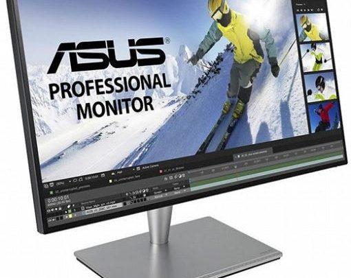 Photo of Asus anuncia el nuevo monitor para profesionales Asus ProArt PA27AC