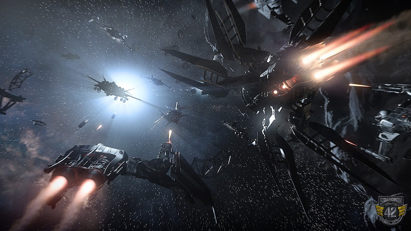 Crytek denuncia el desarrollo de Star Citizen