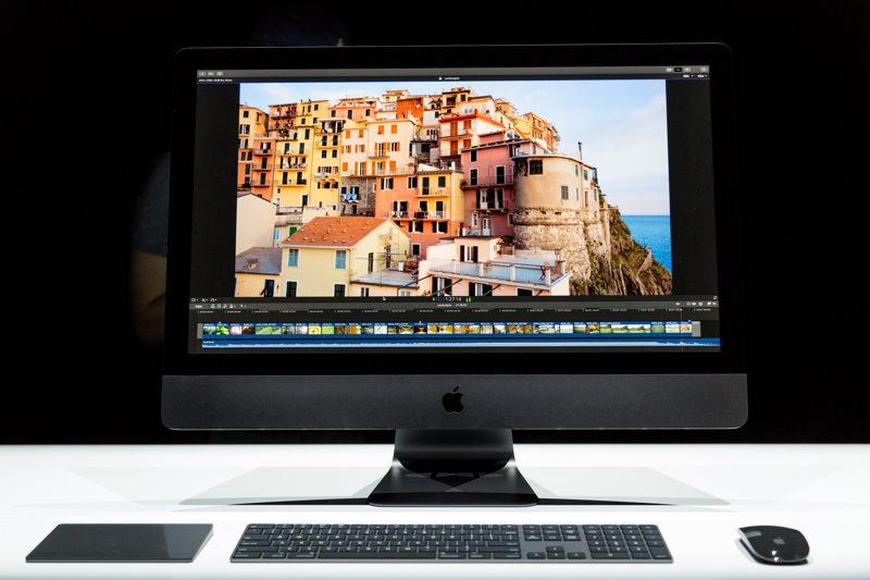 El iMac Pro es mucho más fácil de actualizar