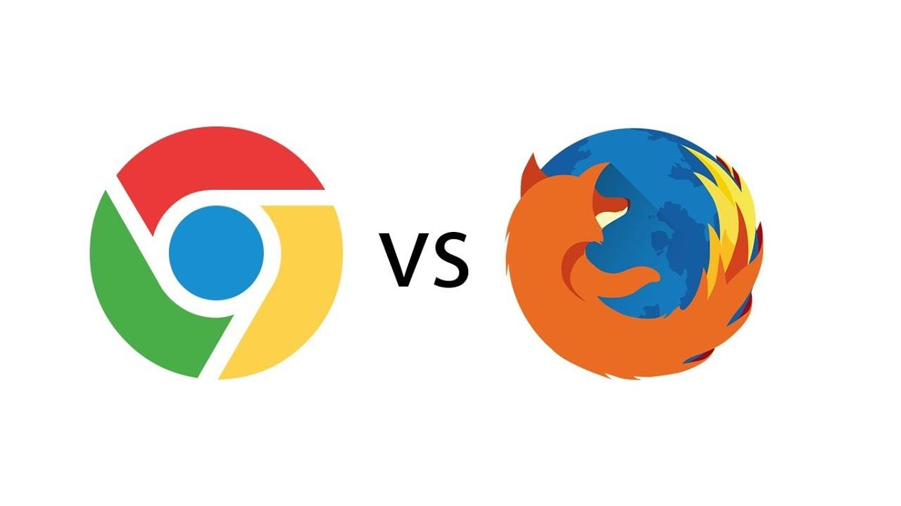 Firefox Quantum vs Google Chrome test de velocidad
