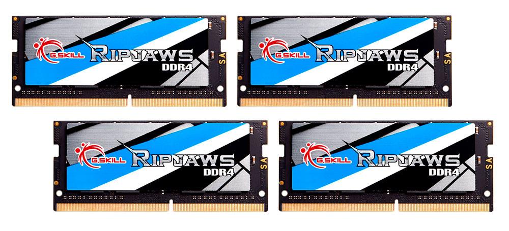 G.Skill SODIMM DDR4 de 64 GB bate el récord de velocidad