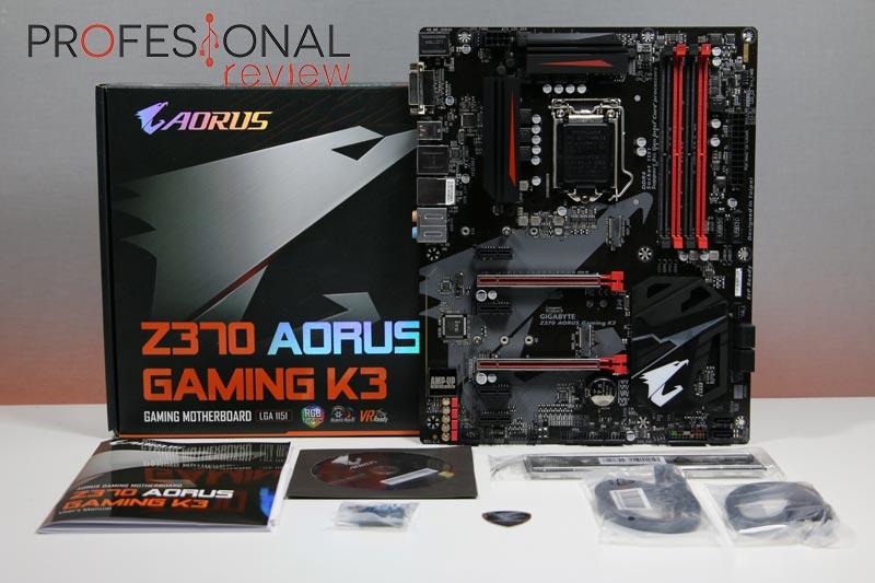 Gigabyte Z370 Aorus GamingK3