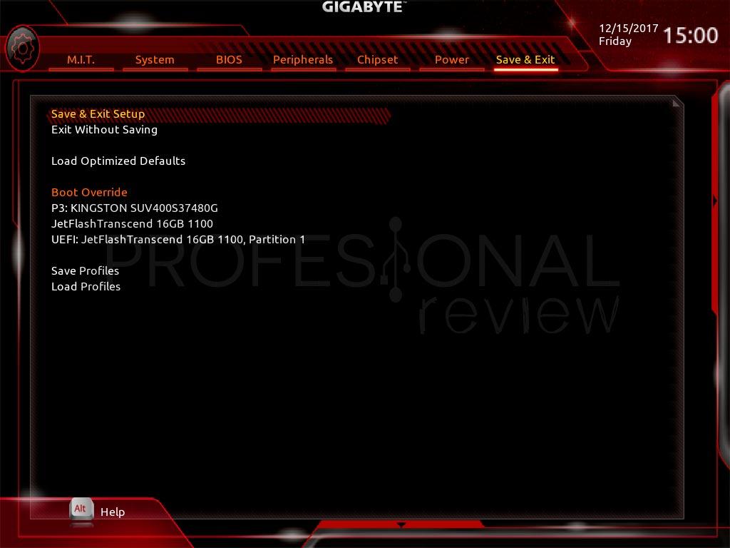 Gigabyte Z370 Aorus Gaming K3 BIOS
