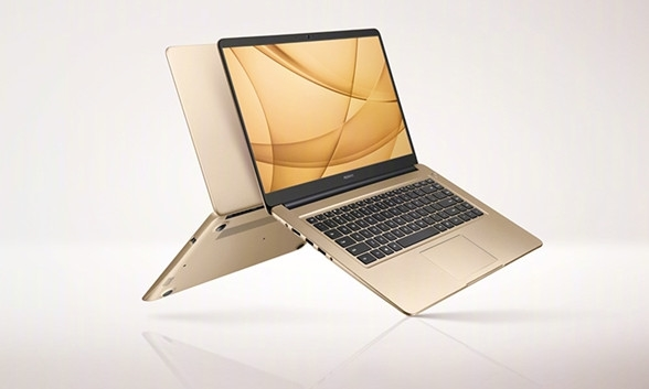Huawei MateBook D con GeForce MX150