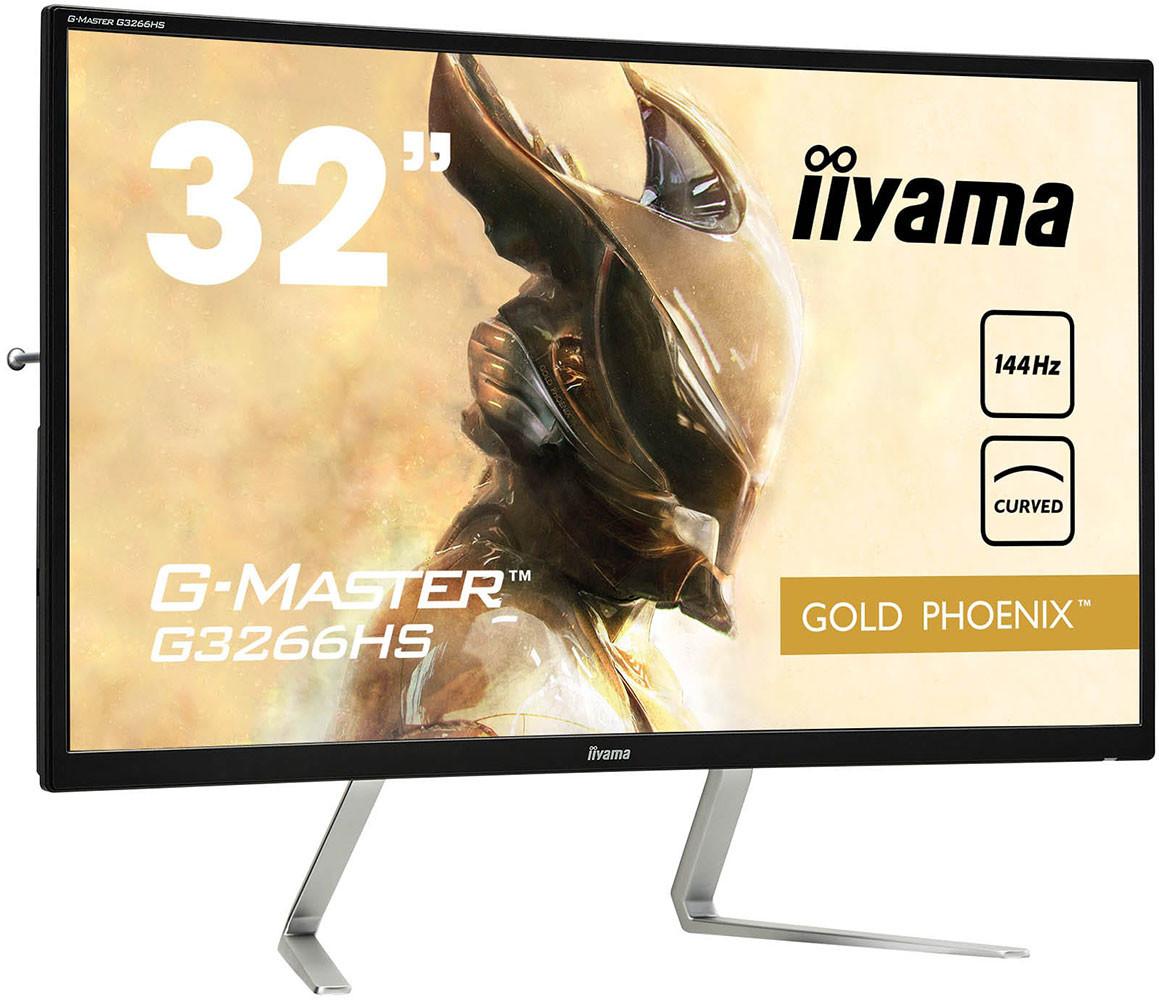 Iiyama G-Master GB2730QS y G3266HS