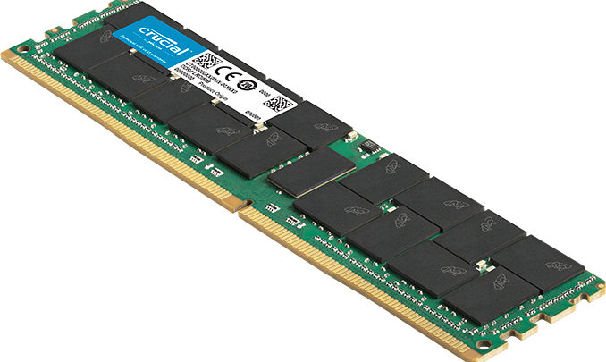 Photo of Crucial ya vende módulos LRDIMM DDR4 de 128 GB