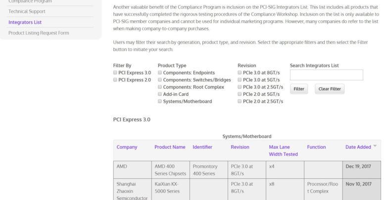Photo of Las placas base AMD 400 tendrán PCI Express 3.0 para propósito general