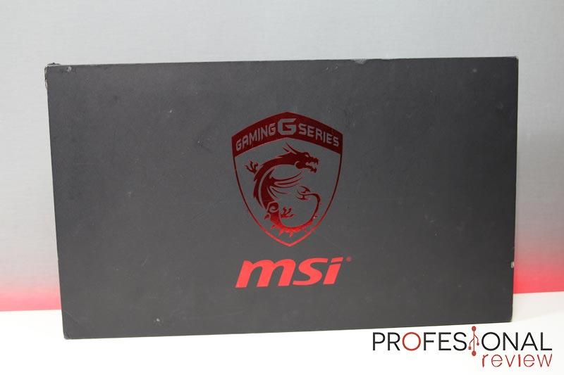 MSI GS63VR 7RF