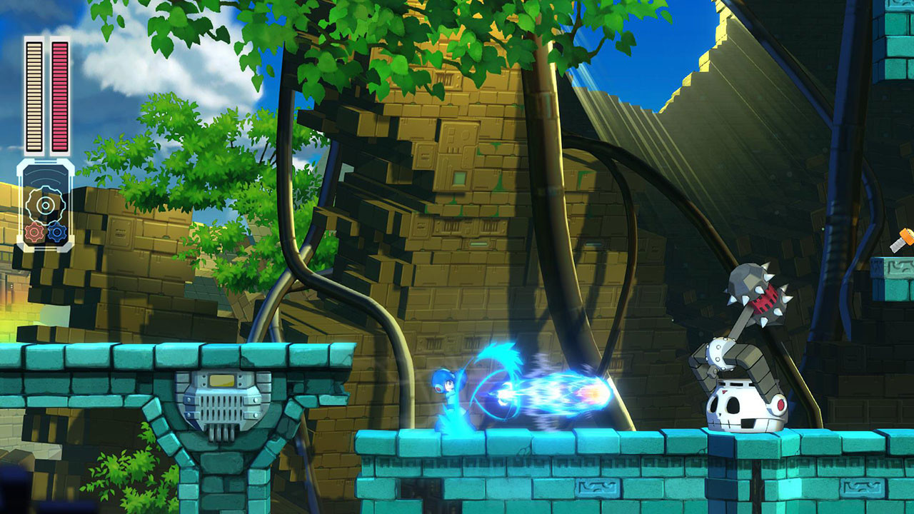 Mega Man 11 llega en 2018