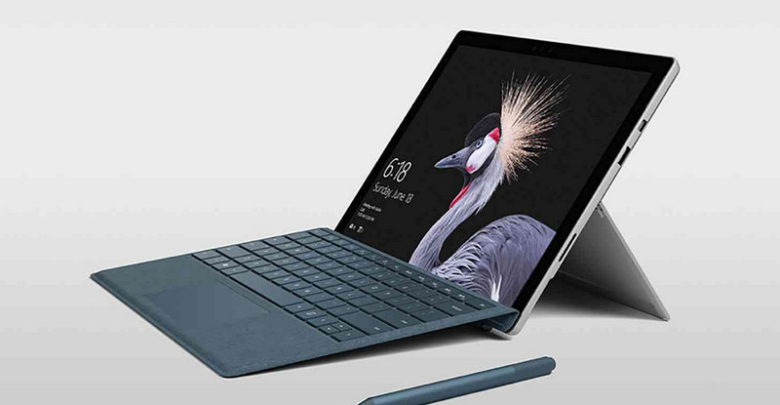 Photo of Microsoft lanza el Surface Pro 5 con conectividad LTE