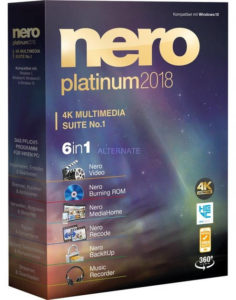 Nero 2018 Platinum Review