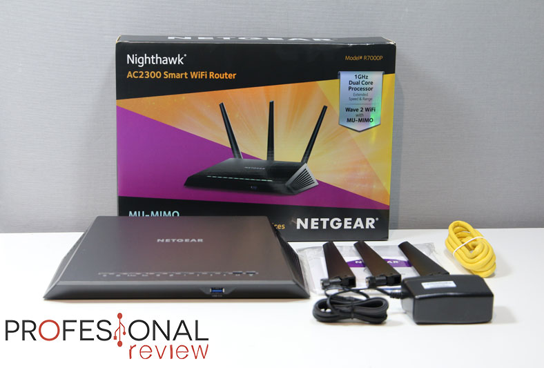 Netgear Nighthwak R7000P review