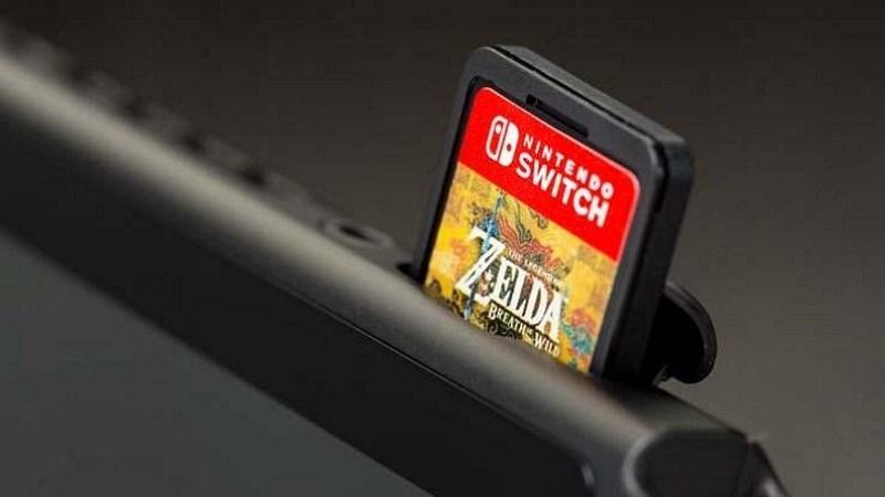 Nintendo retrasa los cartuchos de 64 GB para la Switch