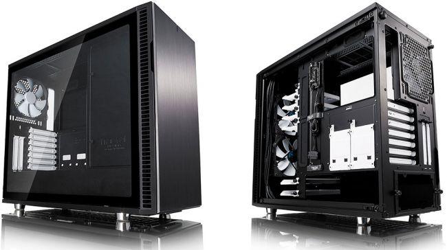 Nuevo chasis Fractal Design Define R6