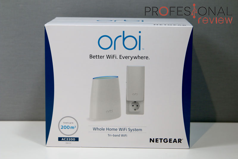 Netgear Orbi RBK30 review
