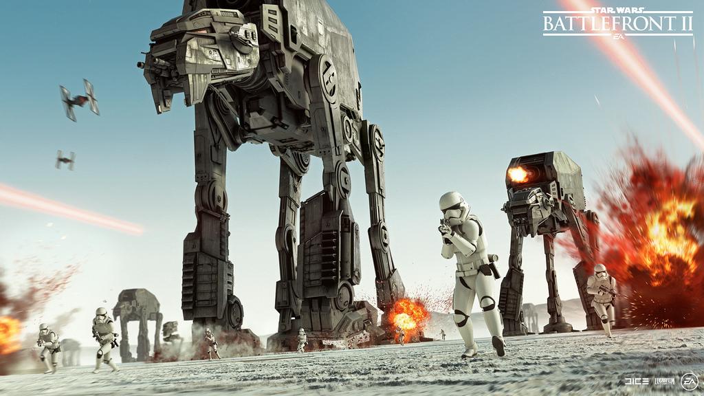 Star Wars Battlefront II ve ampliada su campaña de forma gratuita