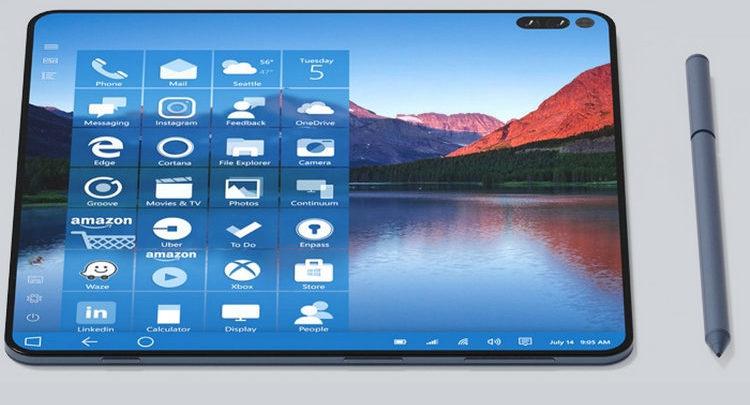 Photo of MIcrosoft estaría trabajando en un telefono Surface Phone