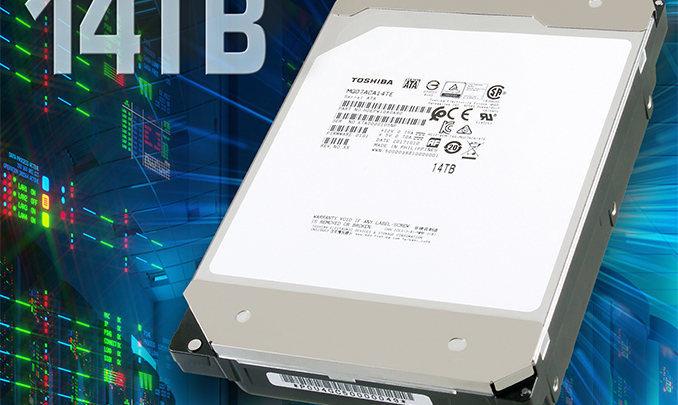 Photo of Toshiba revela el primer disco duro de 14 TB magnético convencional