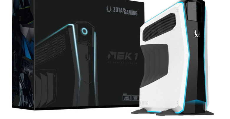 Photo of Se anuncia el primer ordenador ZOTAC GAMING Ultra-Slim MEK1
