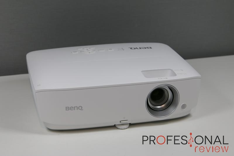 BenQ W1050 review