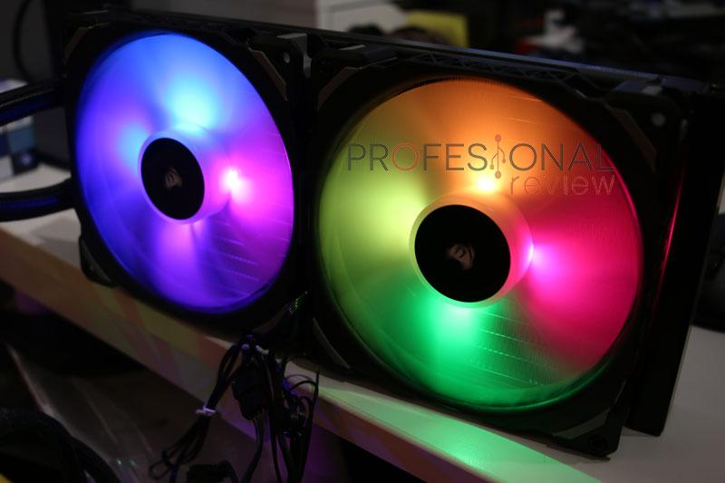 Corsair ML PRO RGB review