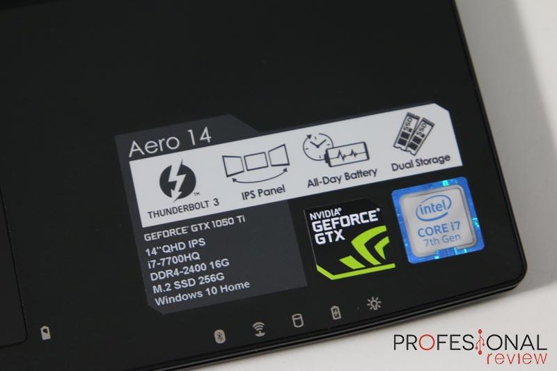 Gigabyte Aero 14K