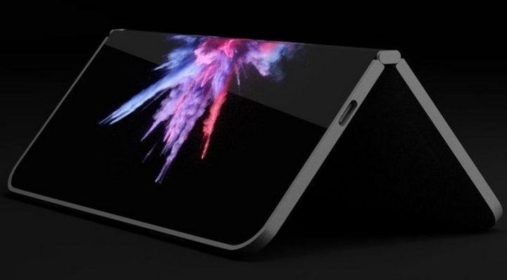 Photo of El Surface Phone de Microsoft vendría con pantalla doble con bisagra