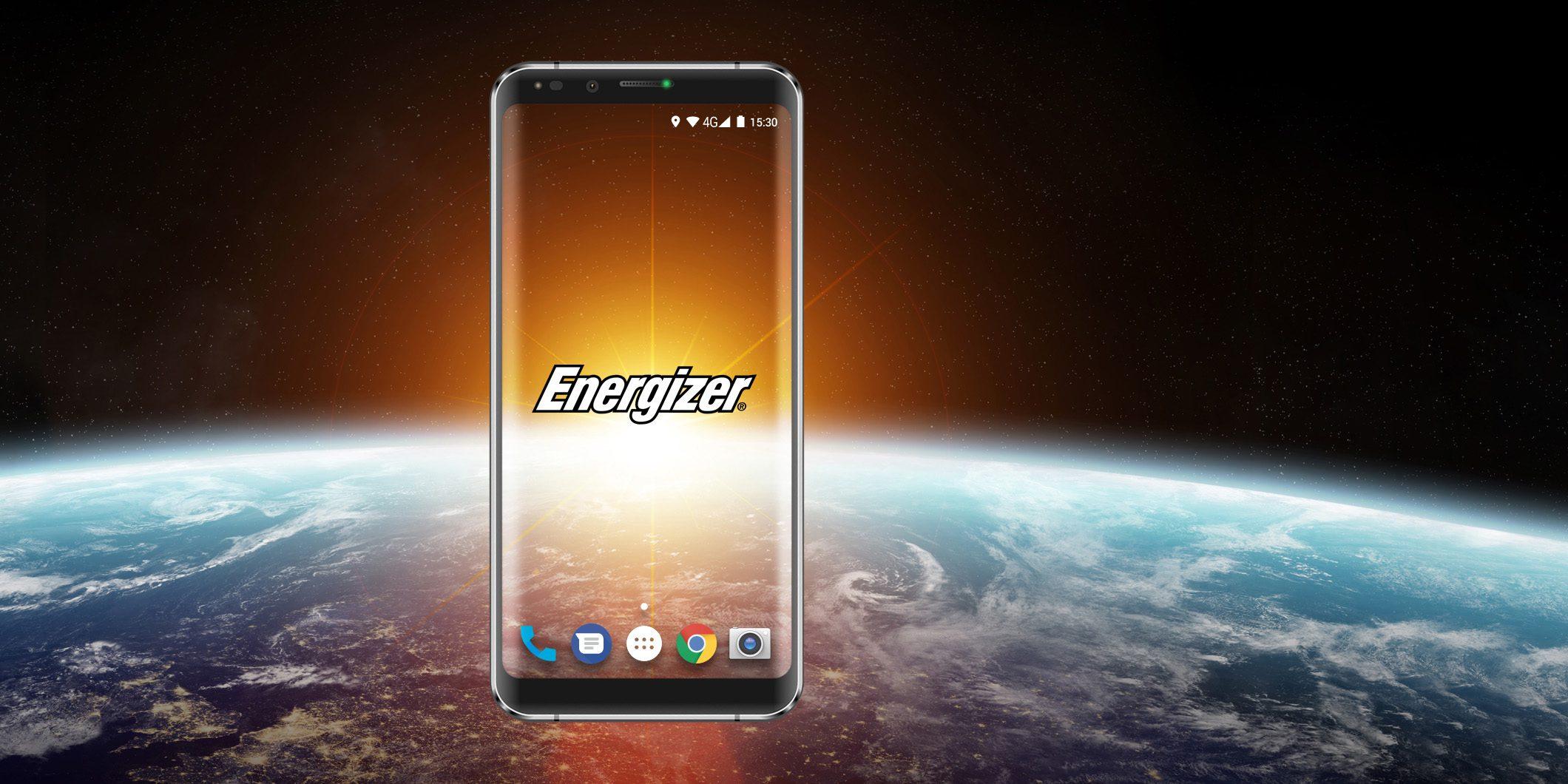 Energizer lanzará un smartphone muy parecido al LG V30 con batería de 4.500 mAh
