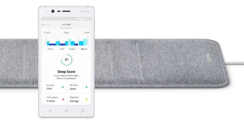 Photo of Nokia Se lanza a monitorizar tu sueño – CES 2018