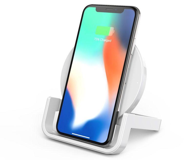 Conoce las nuevas bases de carga inalámbricas para iPhone X, iPhone 8 y 8 Plus - CES 2018