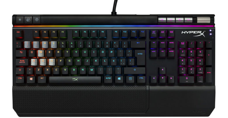 Photo of HyperX anuncia su nuevo teclado ALLOY Elite RGB