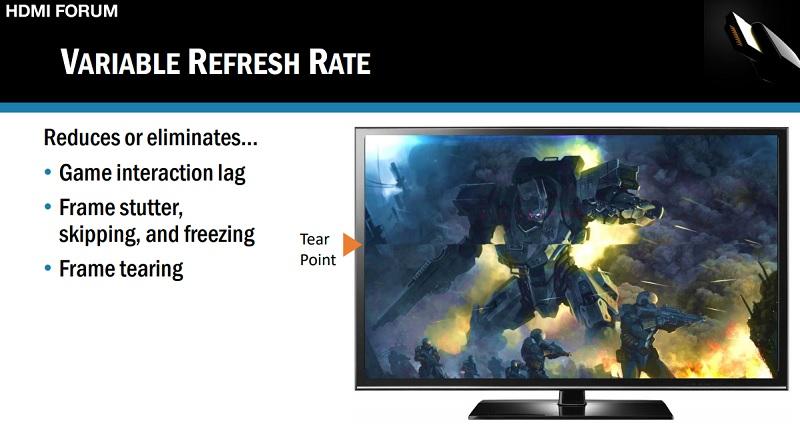 AMD añadirá soporte para HDMI 2.1 VRR vía drivers