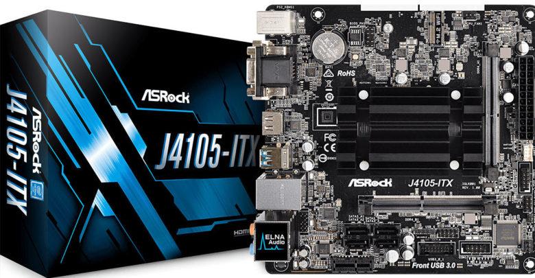 Photo of ASRock también anuncia nuevas placas base ASRock J4105-ITX y J4105B-ITX con Gemini Lake
